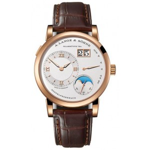 Copy A.Lange & Sohne Lange 1 Moon Phase Watch 192.032