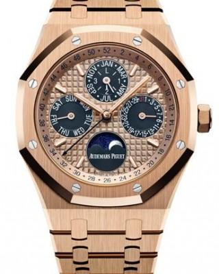 Copy Audemars Piguet Royal Oak Watch 26584OR.OO.1220OR.01