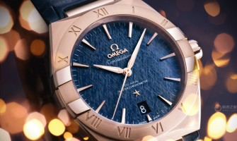 Omega Constellation Master Chronometer 39mm 131.53.39.20.03.001