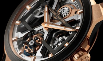 Ulysse Nardin Executive Blast 45 1725-400/02 Watch Reviews