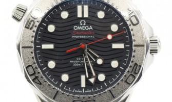 Omega Seamaster Diver 300M Nekton Edition Watch 210.32.42.20.01.002