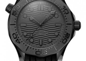Omega Seamaster Diver 300M Black Watch 210.92.44.20.01.003