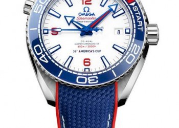 Omega Seamaster America's Cup Steel watch 215.32.43.21.04.001 Reviews