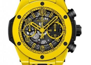 Hublot Big Bang Unico Yellow Magic Watch 441.CY.471.Y.RX Reviews