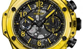 Hublot Big Bang Unico Yellow Sapphire Chronograph 42mm 441.JY.4909.RT