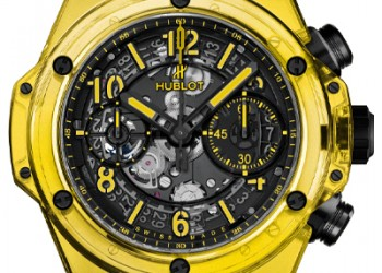Hublot Big Bang Unico Yellow Sapphire Chronograph 42mm 441.JY.4909.RT