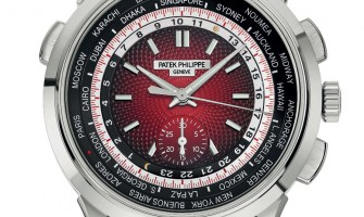 Patek Philippe World Time Chronograph 5930G-011 Reviews