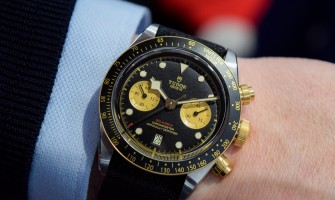 Copy Tudor Black Bay Chrono 79363N
