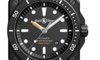 Bell & Ross BR 03-92 Diver Black Matte Watch BR0392-D-BL-CE / SRB Reviews