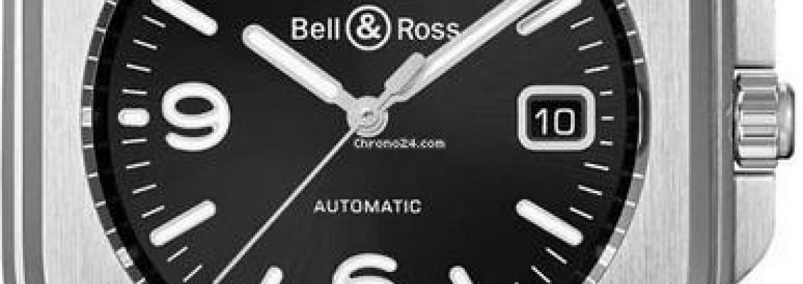 Bell & Ross Instruments BR 05 Black BR05A-BL-ST/SST
