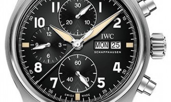 IWC Portugieser Chronograph Automatic Watch IW371604
