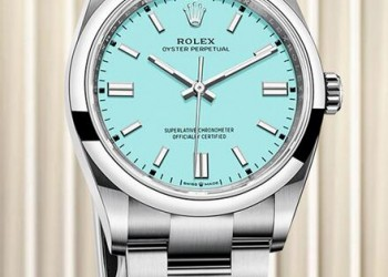 Rolex Oyster Perpetual 41 Watch M124300-0006