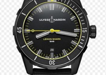 Ulysse Nardin Diver Lemon Shark Watch 8163-175LE/92-LEMONSHARK Reviews