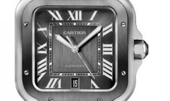 Cartier Santos De Cartier Large Watch WSSA0037
