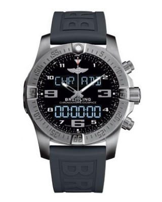 Copy Breitling Exospace B55 Connected Titanium Mens Watch EB5510H1/BE79 154S+A20SS.1