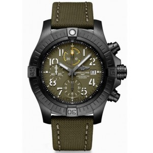 Copy Breitling Avenger 45 Night Mission Watch V13317101L1X1
