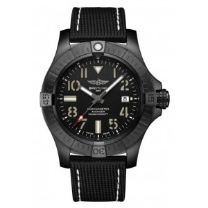 Copy Breitling Avenger 45 Seawolf Night Mission Watch V17319101B1X2