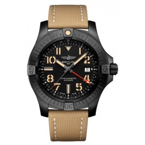 Copy Breitling Avenger GMT 45 Night Mission Watch V32395101B1X2