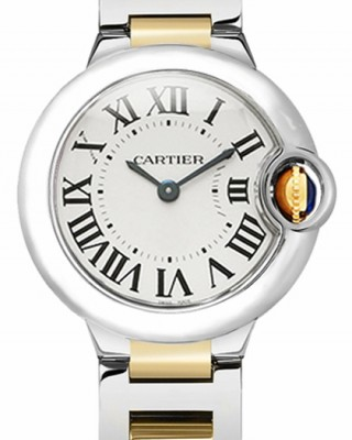 Copy Cartier Ballon Bleu Ladies Watch W2BB0010