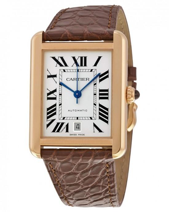 Copy Cartier Tank Solo XL Watch W5200026