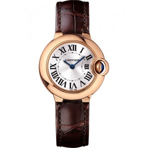 Copy Cartier Ballon Bleu 28mm Ladies Watch WGBB0007