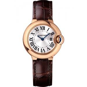 Copy Cartier Ballon Bleu 28mm Ladies Watch WGBB0007