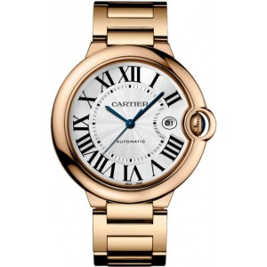 Copy Cartier Ballon Blue De Cartier 42 Watch WGBB0016