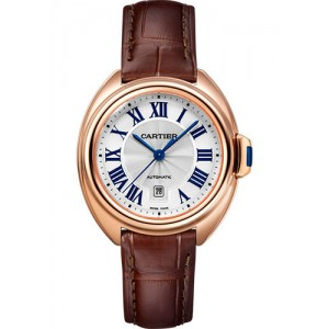 Copy Cartier Cle De Cartier 31mm Ladies Watch WGCL0010