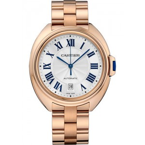 Copy Cartier Cle De Cartier 40mm Watch WGCL0020