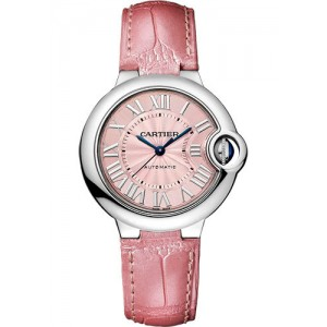Copy Cartier Ballon Bleu 33mm Watch WSBB0002
