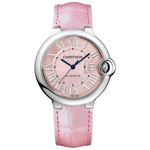 Copy Cartier Ballon Bleu De Cartier 36MM Ladies Watch WSBB0007