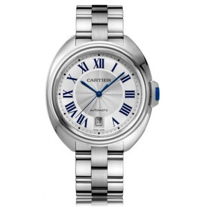Copy Cartier Cle De Cartier 40mm Mens Watch WSCL0007