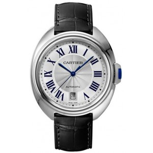 Copy Cartier Cle De Cartier Mens Watch WSCL0018