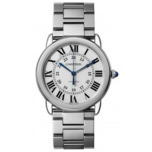 Copy Cartier Ronde Solo 36mm Ladies Watch WSRN0012