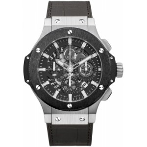Copy Hublot Big Bang Aero Bang 44mm Mens Watch 311.SM.1170.GR