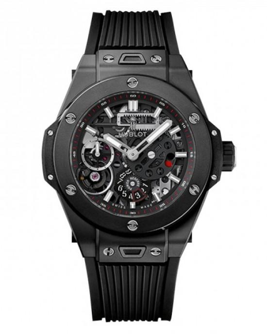 Copy Hublot Big Bang Meca-10 Black Magic 45mm Watch 414.CI.1123.RX
