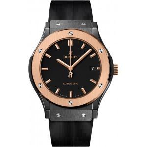 Copy Hublot Classic Fusion 45mm Watch 511.CO.1181.RX