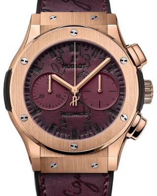 Copy Hublot Classic Fusion Watch 521.OX.050V.VR.BER18