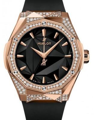 Copy Hublot Classic Fusion Orlinski Watch 550.OS.1800.RX.1804.ORL19