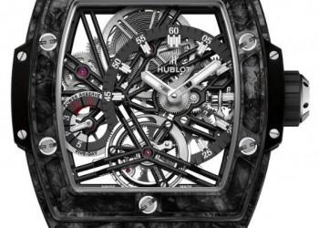 Hublot Classic Fusion Aerofusion Chronograph Special Edition'Boutique Monaco