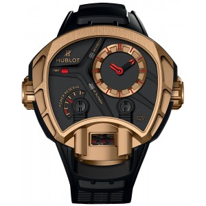 Copy Hublot Mp 02 Key of Time King Gold Watch 902.OX.1138.RX