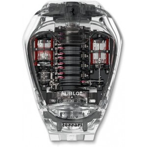 Copy Hublot MP-05 Laferrari Sapphire Watch 905.JX.0001.RT