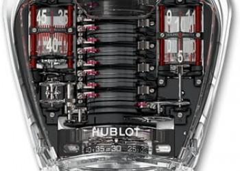 Copy Hublot MP-05 Laferrari Sapphire Watch 905.JX.0001.RT