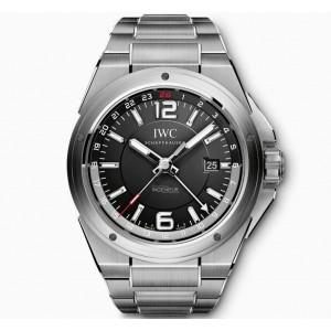 Copy IWC Ingenieur Dual Time Watch IW324402