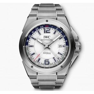 Copy IWC Ingenieur Dual Time Watch IW324404