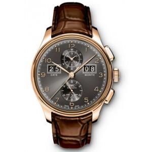 Copy IWC Portugieser Perpetual Calendar Watch IW397202