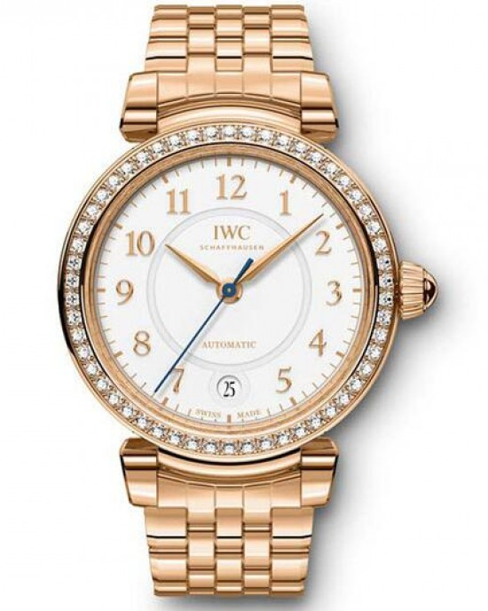 Copy IWC Da Vinci 36 Watch IW458310