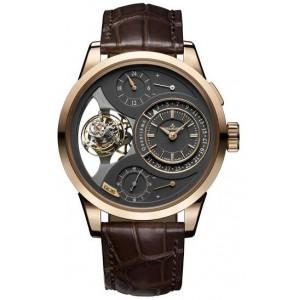 Copy Jaeger-LeCoultre Duometre Spherotourbillon Watch 605244J