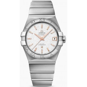 Copy Omega Constellation 38mm Watch 123.10.38.21.02.002