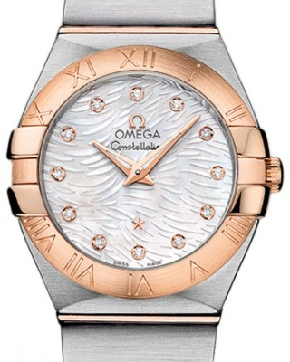 Copy Omega Constellation Watch 123.20.27.60.55.007